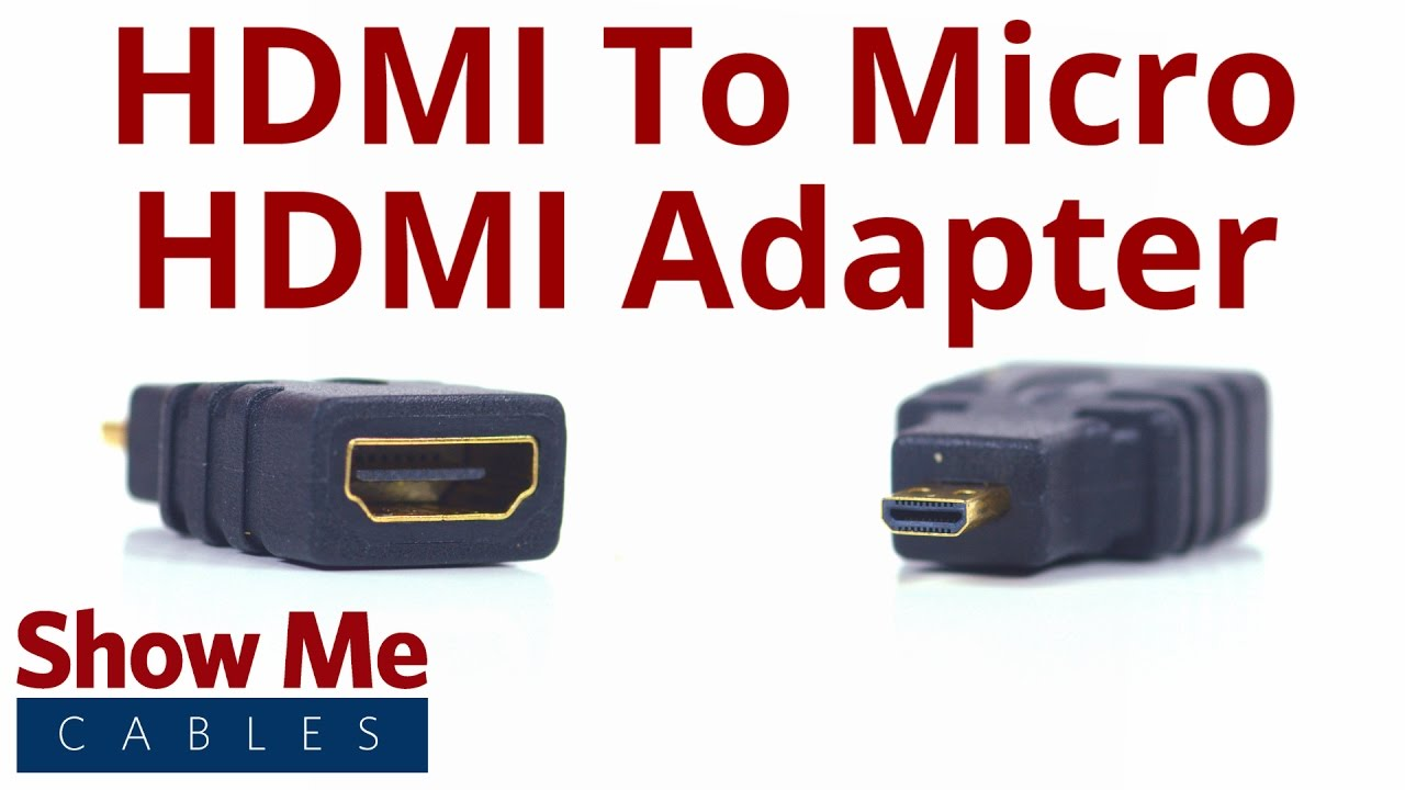 Type A VCE HDMI Mini Adapter Gold Plated Connector Mini HDMI Male to Standard HDMI 2 Pack Female Converter Black Type C