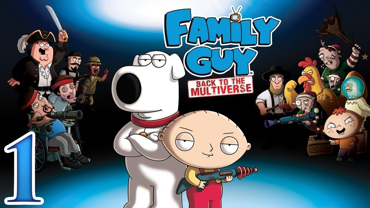 Family Guy: Back to the Multiverse Cheats, Codes, and ...