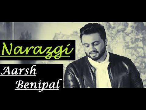 Narazgi (Full Song) Aarsh Benipal | Rupin Kahlon | Lyrics Video Punjabi Song