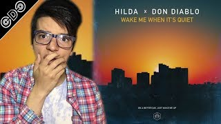 "Reseña de ""Don Diablo x Hilda - Wake Me When Its Quiet"" - CDC Vlog (DJ / Producer)"
