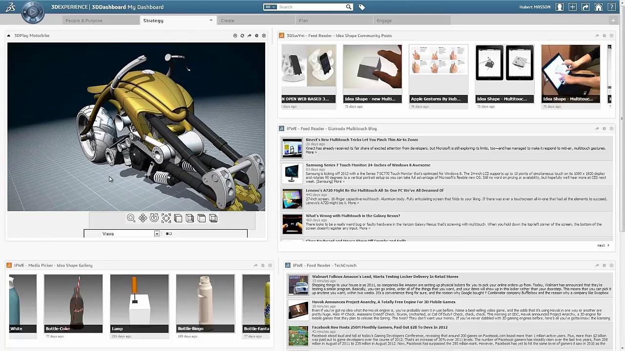 AscendBridge Solutions Inc  - 3DEXPERIENCE