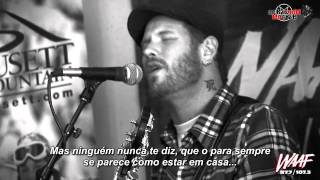 Stone Sour - Through the Glass acoustic [Legendado PT BR][HD][¢r.Mogyab]