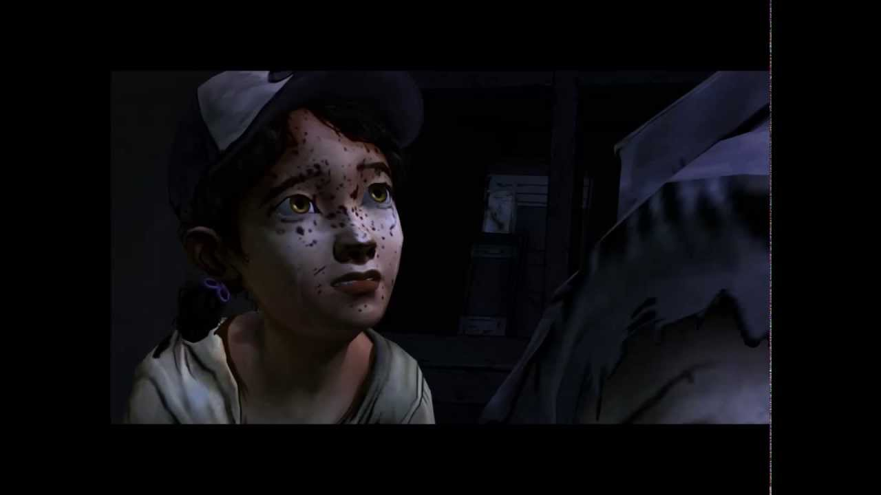 the Walking Dead Lee's Death clementine Leaves Lee To Turn episode 5 no time left