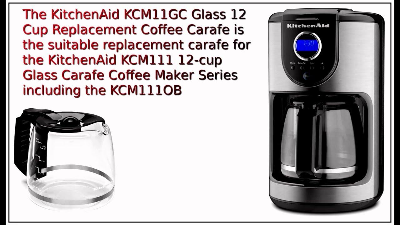 Kitchenaid Coffee Maker Kcm1202ob Manual : Kitchenaid Coffee Maker Error 2 surface finishing symbol