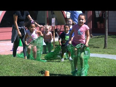 Fun and Physical Outside Activities for children