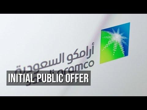Aramco Picks Banks, Advisors Ahead Of Planned IPO