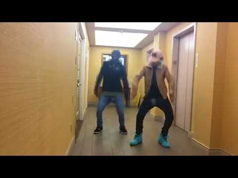 (humphery's)Ayo and Teo reverse dance moves