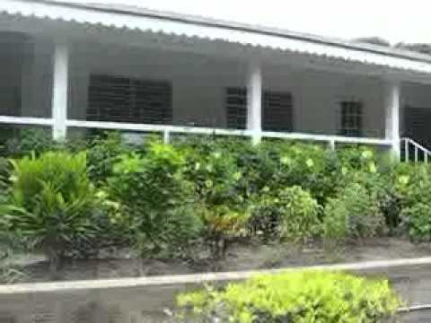 Olveston House in Montserrat