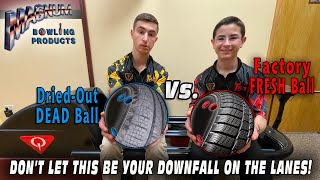 The SECRET to Prevent Your Ball From Dying!