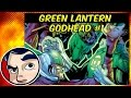 Godhead Act 1 (Green Lanterns VS New Gods) - Incomplete Story