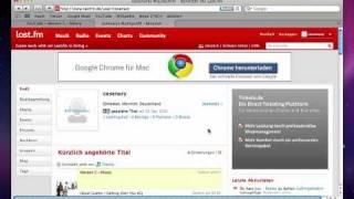 Trackly - Youtube to Last.fm Safari extension