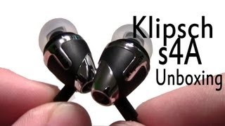 Video Klipsch Image S4i II Android Headphones - Unboxing download MP3, 3GP, MP4, WEBM, AVI, FLV Juli 2018