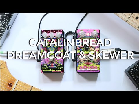 Catalinbread Dreamcoat and Skewer | The Tools of Ritchie Blackmore