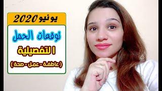 توقعات برج الحمل لشهر يونيو 2020 || مي محمد