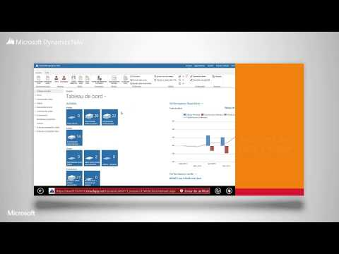 Microsoft Dynamics NAV 2016 & Office 365 dans le Cloud