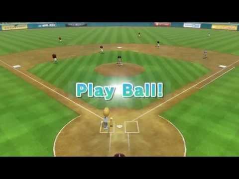 Wii Sports Club - Baseball - W/Tanner