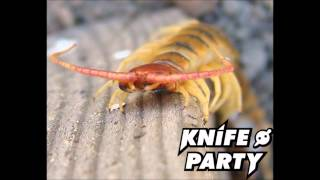 Knife Party - Centipede (Dubplate Studio Version) (HD)