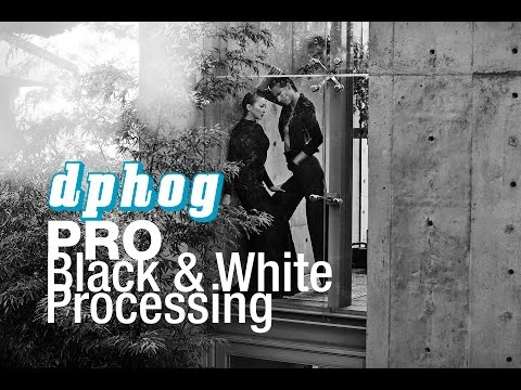 Post-Production #1: Pro Black & White Processing in Capture One