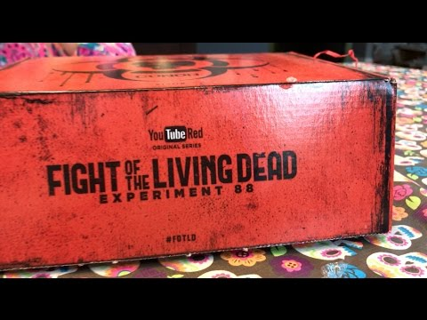 Thumbnail: Fight Of The Living Dead Unboxing #fotld