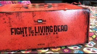 Fight Of The Living Dead Unboxing #fotld
