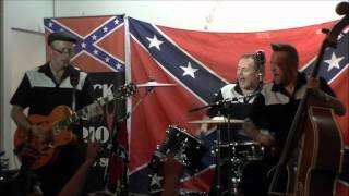Black Cat Trio ''Rocker-billy Man'' @ Rock'n'Roll Nottingham