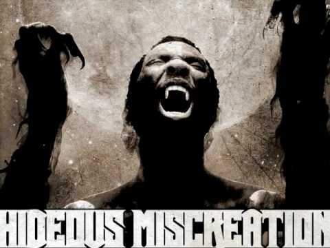 Hideous Miscreation- Woven Fragments Of Putrid Disgust