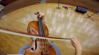 Sean Lee - Paganini Caprice 7 POV