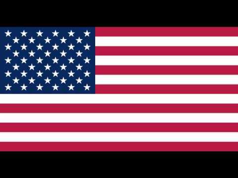 Le drapeau des tats unis d 39 am rique youtube - Comment dessiner le drapeau d angleterre ...