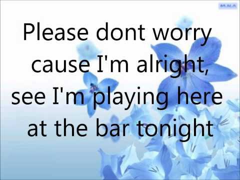 Baby girl-sugarland, with lyrics