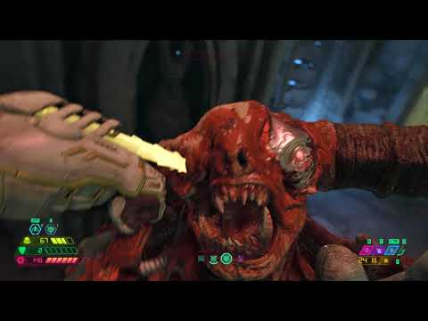 Doom Eternal The Ancient gods part 1 is INSANE! |