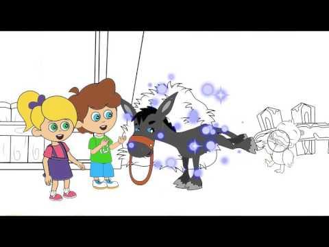 Download Sevimli Dostlar çizgi Film Karakter Boyama Sayfası 8 Minik