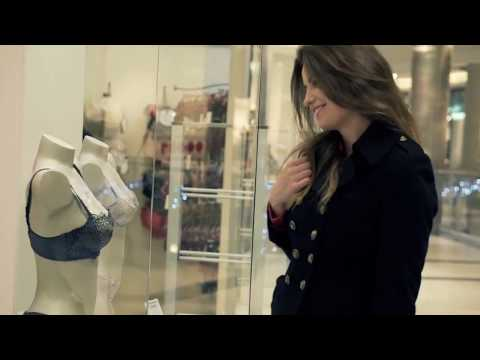 MyBreast enhancement bra shopping video