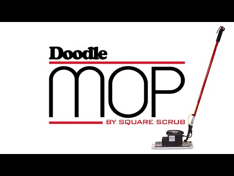 Doodle Mop by Square Scrub