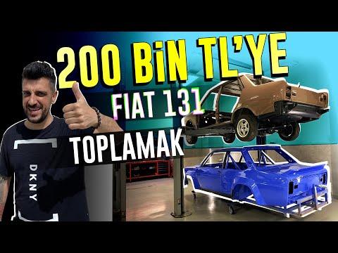 200 Bin TL'ye Fiat 131 Toplamak!