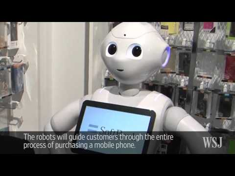 SoftBank to Open Robot-Staffed Shop in Tokyo