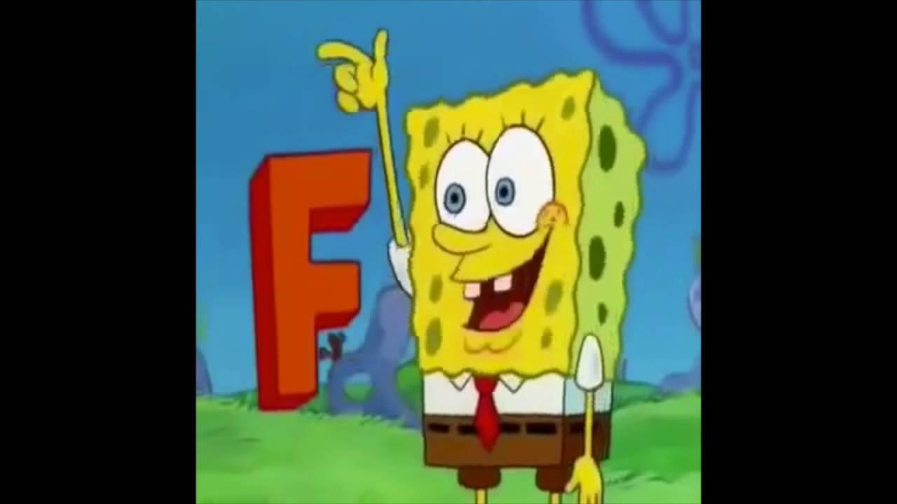 Spongebob Squarepants I Dont Give A Fuck Vine