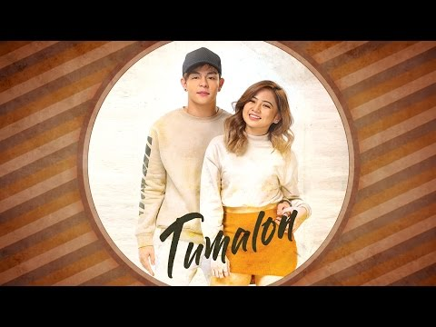 Ella Cruz and Julian Trono — Tumalon [Official Lyric Video]