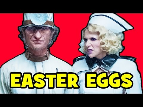 A Series Of Unfortunate Events Season 2 EASTER EGGS & SEASON 3 Tease