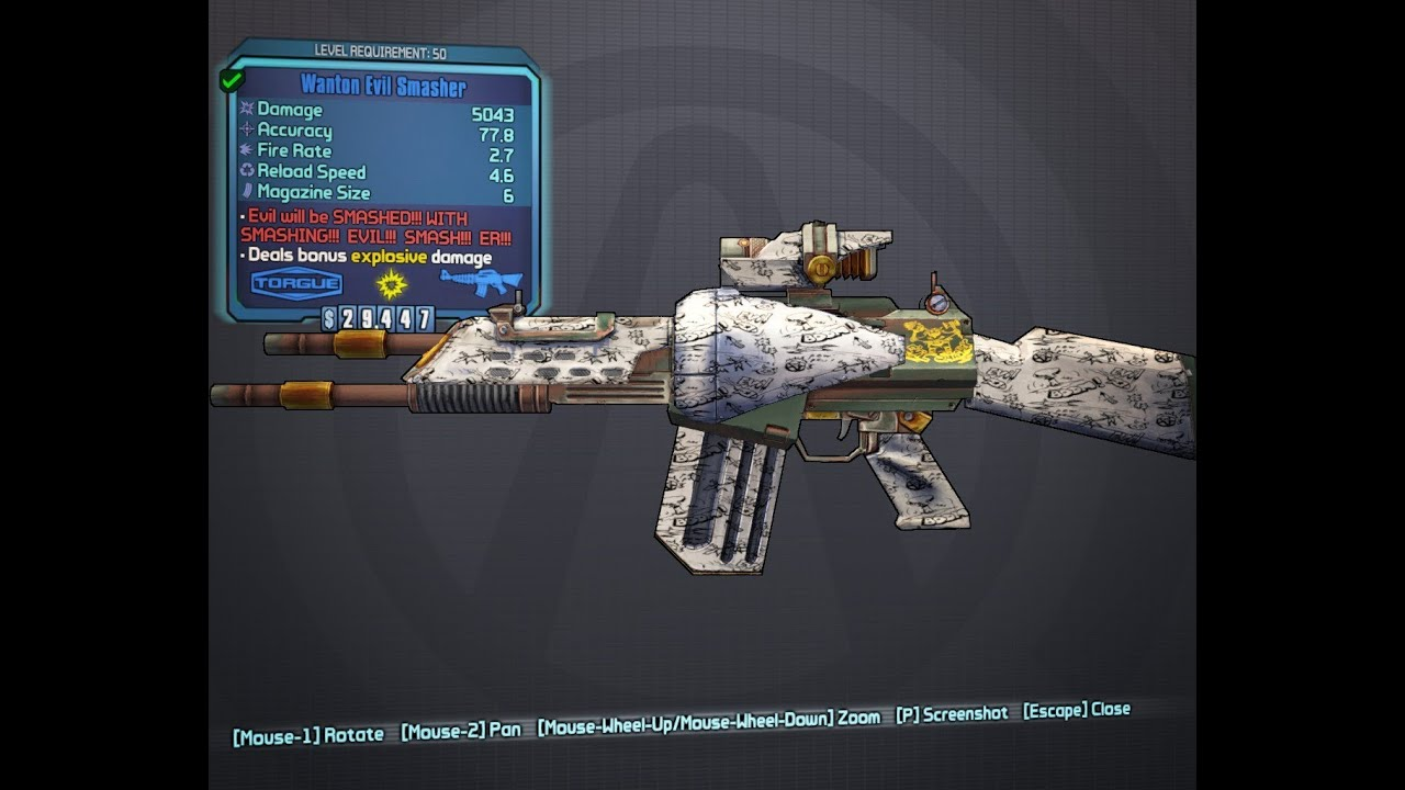 Borderlands 2 Gun Damage – Wonderful Image Gallery