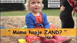 ETEN iN DE ZANDBAK ( + 13 weken zwanger update!) | Bellinga Family Vlog #729