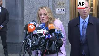 Stormy Daniels: 'I'm Committed to the Truth'