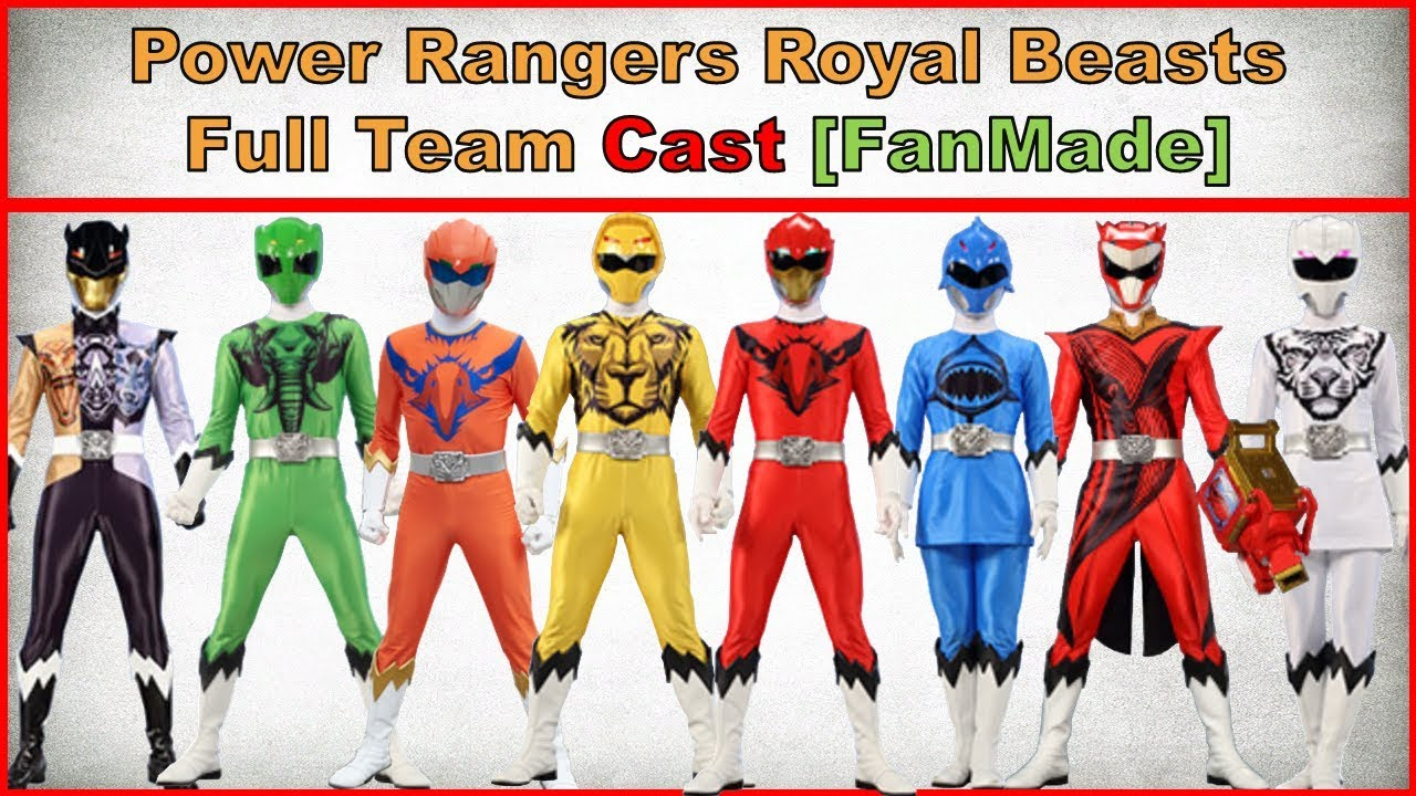 Power rangers 2020