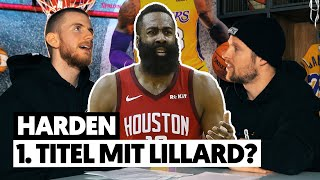 James Harden Trade nach Portland? | SHOTS FIRED vs. KobeBjoern