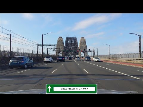 Tempe to Thornleigh, NSW (AVOID ED TOLL) via Sydney Airport Drive via A36, M5, M1,A1