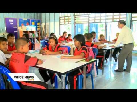 มาตรฐานการศึกษาไทยต่ำ   โครงการเรียนฟรี 15 ปี   Voice TV