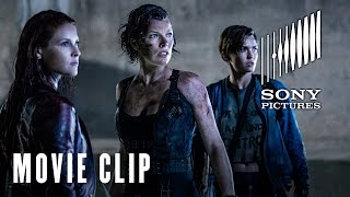 Resident Evil: The Final Chapter - The Hive - Starring Milla Jovovich - At Cinemas Feb 3