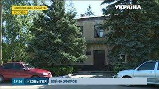 Жители одного из районов Запорожской области могут смотреть только российские телеканалы(Там где нет украинского телепродукта – вещает Москва. Украинские практически не транслируют. Почему -..., 2015-08-05T17:16:40.000Z)