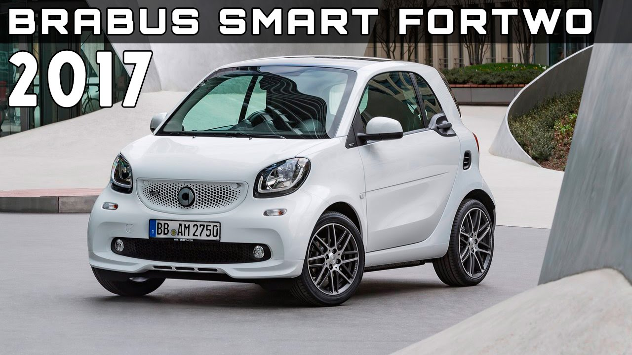 2017 brabus smart fortwo review rendered price specs. Black Bedroom Furniture Sets. Home Design Ideas