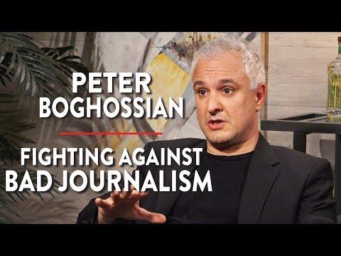 Fighting Against Bad Journalism (Peter Boghossian Pt. 3)