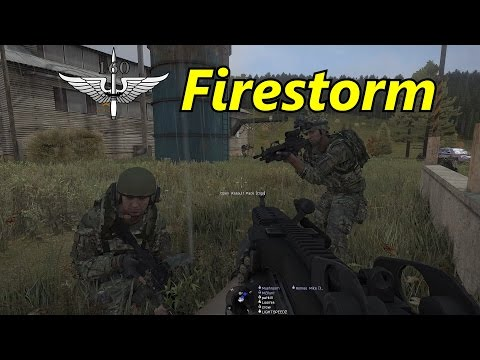 Arma 3 Operation Firestorm 160th SOR